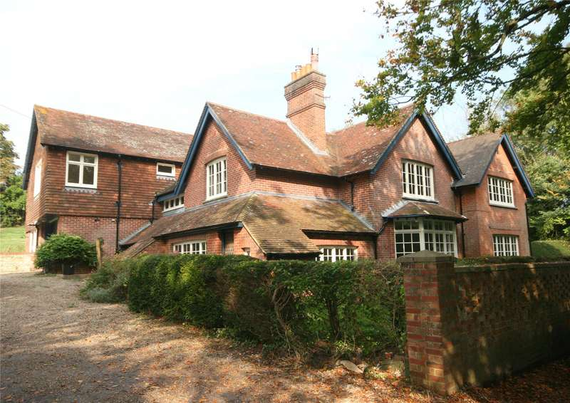 6 Bedrooms Detached House for rent in Ranscombe Lane, Glynde