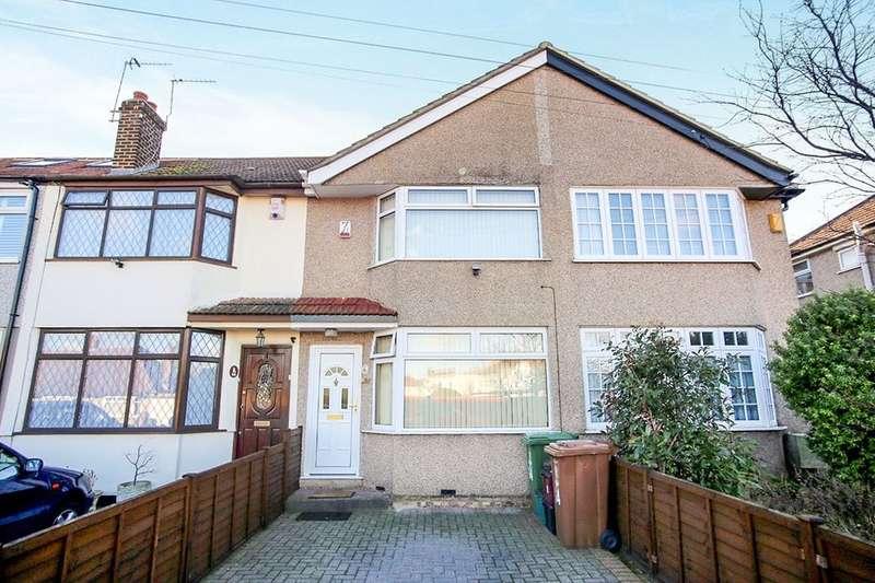 2 Bedrooms Property for sale in Lavernock Road, Bexleyheath, DA7