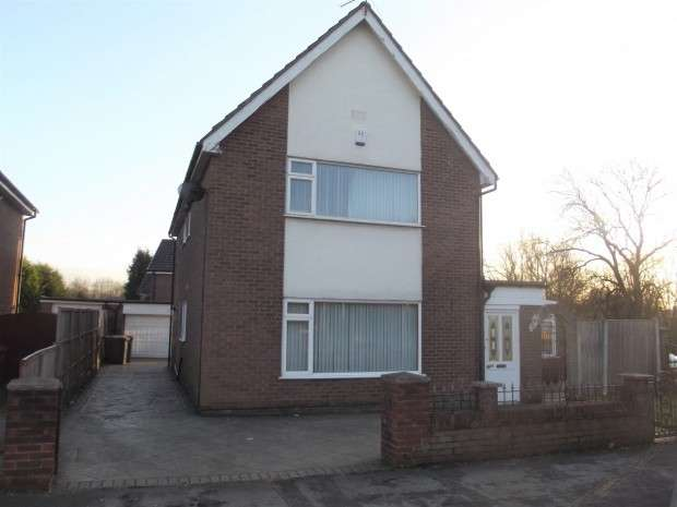 4 Bedrooms Terraced House for sale in Queens Drive, Fulwood, Preston, PR2