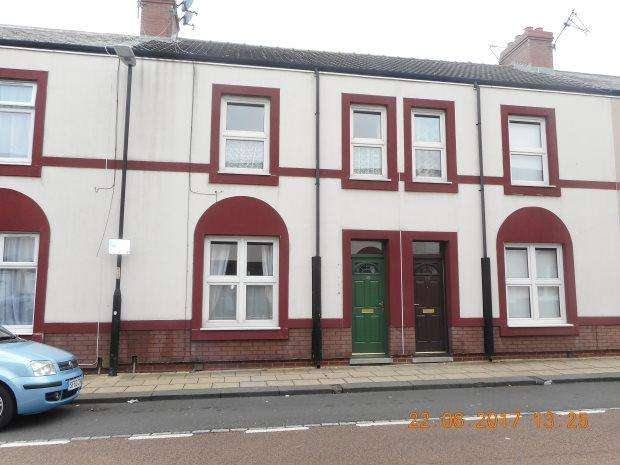 2 Bedrooms Terraced House for sale in DENT STREET, HART LANE, HARTLEPOOL