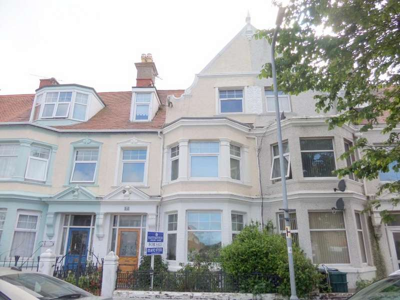 5 Bedrooms Terraced House for sale in Oxford Road, Llandudno