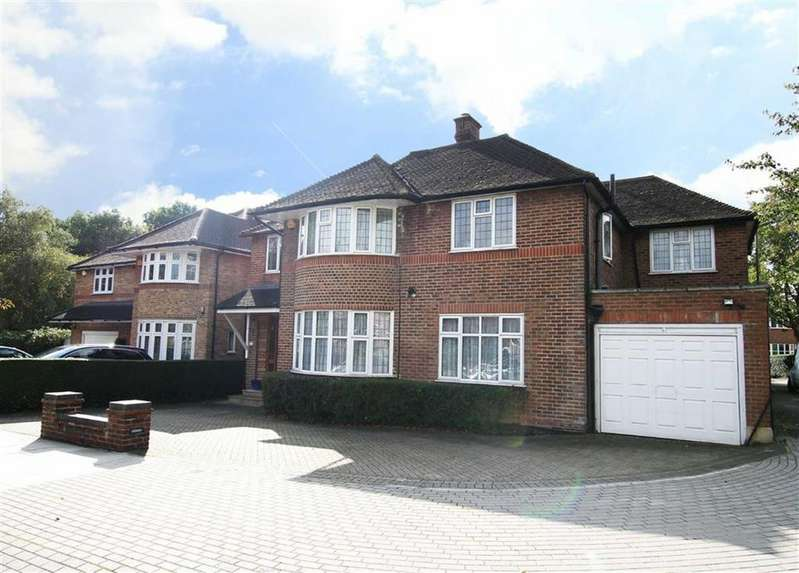 6 Bedrooms Detached House for sale in Tillingham Way, Woodside Park, London