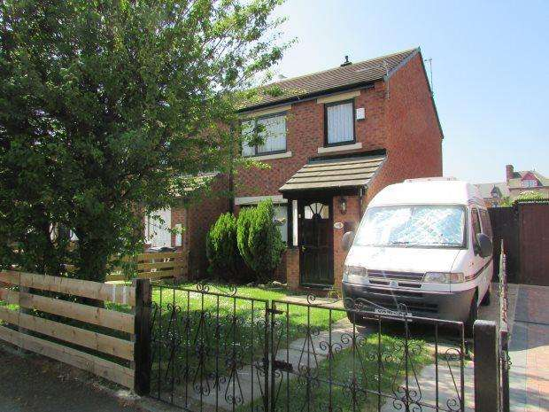 3 Bedrooms Terraced House for sale in DERWENT STREET, HART LANE, HARTLEPOOL