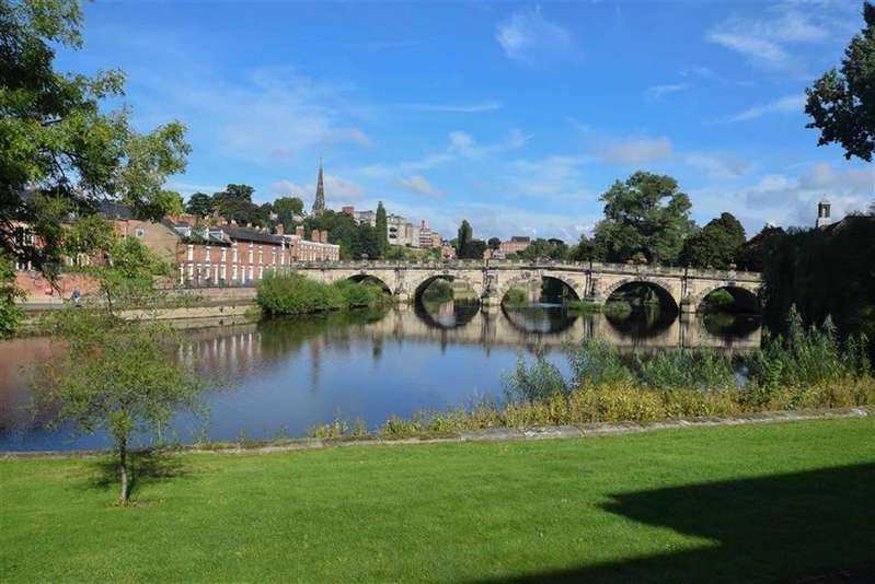 2 Bedrooms Apartment Flat for sale in Thomas Court, Carline Fields, Shrewsbury