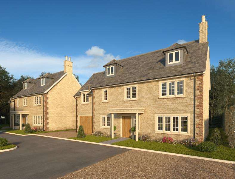5 Bedrooms Detached House for sale in House 3, Cobbetts Close, Newland Street, Eynsham, Oxfordshire