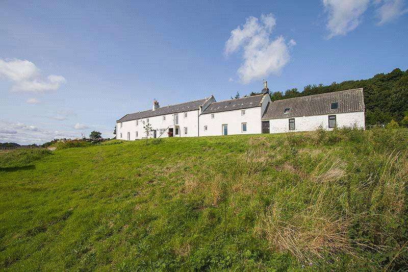 7 Bedrooms Detached House for sale in The Old Fishing Station, Kirkside, St Cyrus, Kincardineshire, DD10
