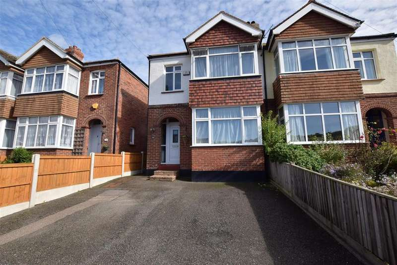 4 Bedrooms Semi Detached House for sale in Park View, Hastings