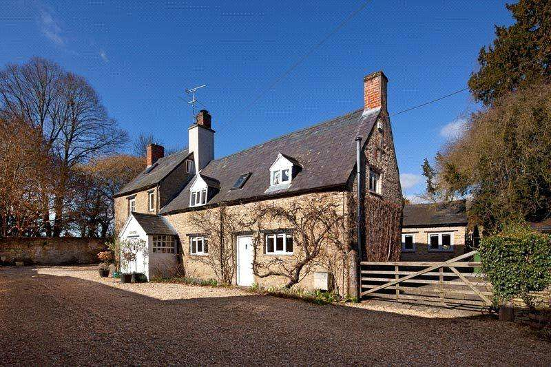 6 Bedrooms Detached House for sale in Buckland, Faringdon, Oxfordshire, SN7