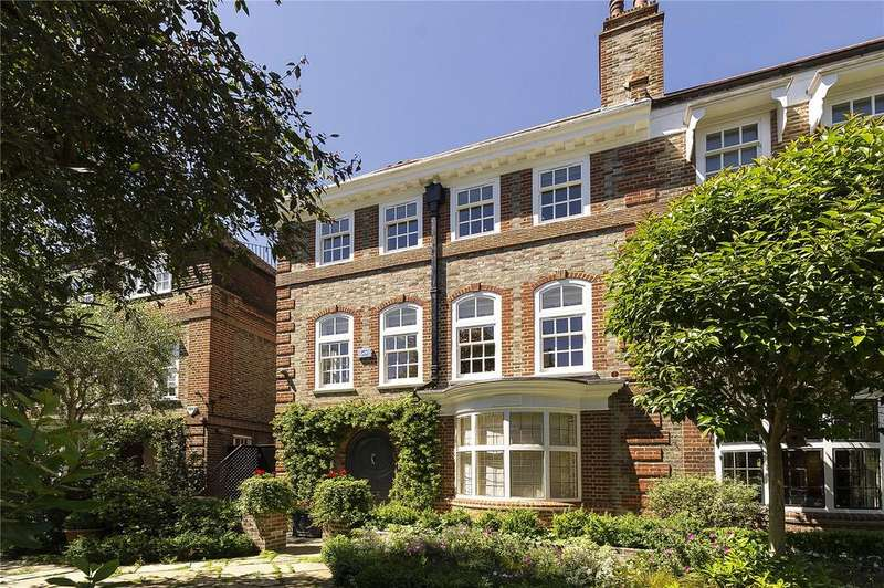 6 Bedrooms Terraced House for sale in Chelsea Park Gardens, London, SW3