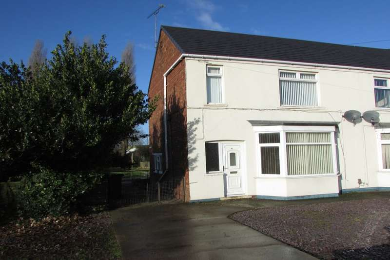 2 Bedrooms Semi Detached House for sale in Scotter Road, Scunthorpe, DN15