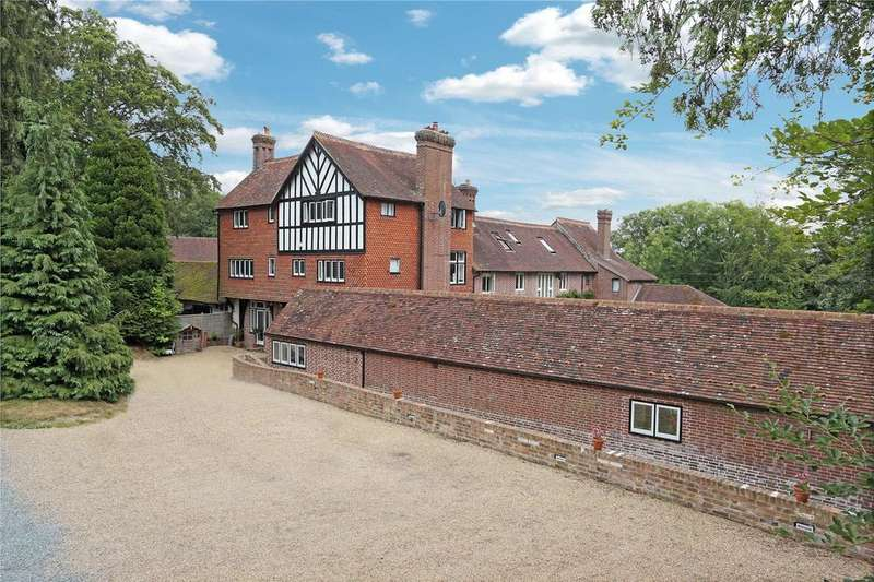 5 Bedrooms Link Detached House for sale in Leyswood, Groombridge, Tunbridge Wells, Kent, TN3