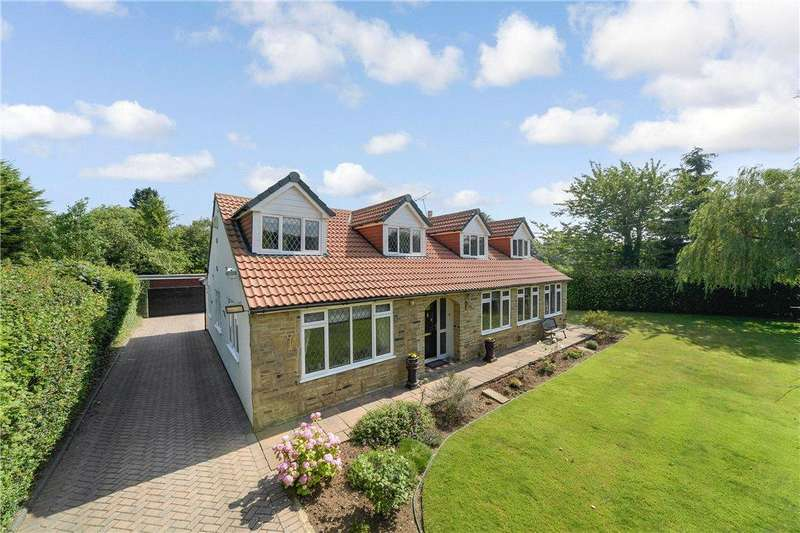 5 Bedrooms Detached House for sale in Scarsdale Ridge, Bardsey, Leeds, West Yorkshire