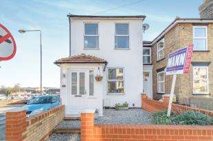 3 Bedrooms Detached House for sale in Cuxton Road, Rochester, Strood, Kent
