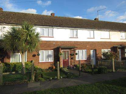 3 Bedrooms Terraced House for sale in Pilgrims Hatch, Brentwood, Essex