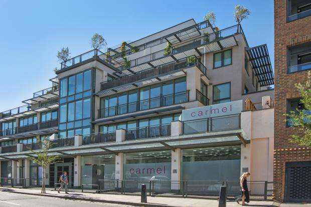 1 Bedroom Flat for sale in Holmes Road, Kentish Town, London, NW5