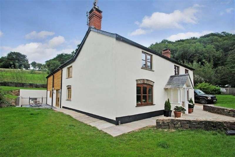 4 Bedrooms Detached House for sale in Near Bampton, Tiverton, Devon, EX16