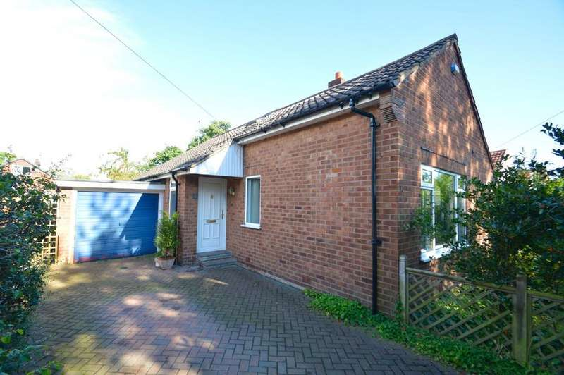 3 Bedrooms Detached House for sale in Mobberley Road, Knutsford