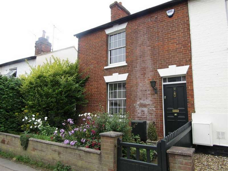 2 Bedrooms Terraced House for sale in Oughton Head Way, Hitchin, SG5