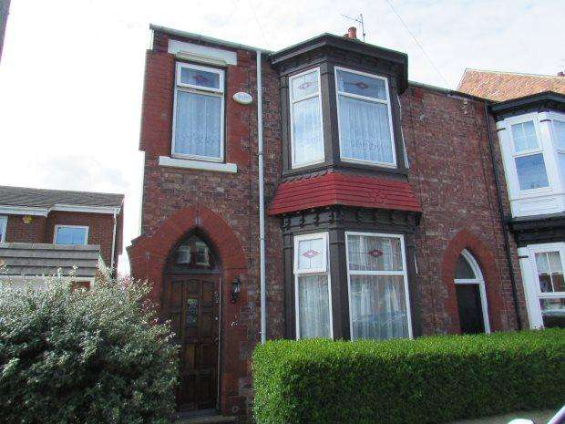 4 Bedrooms Terraced House for sale in BELMONT GARDENS, PARK ROAD, HARTLEPOOL