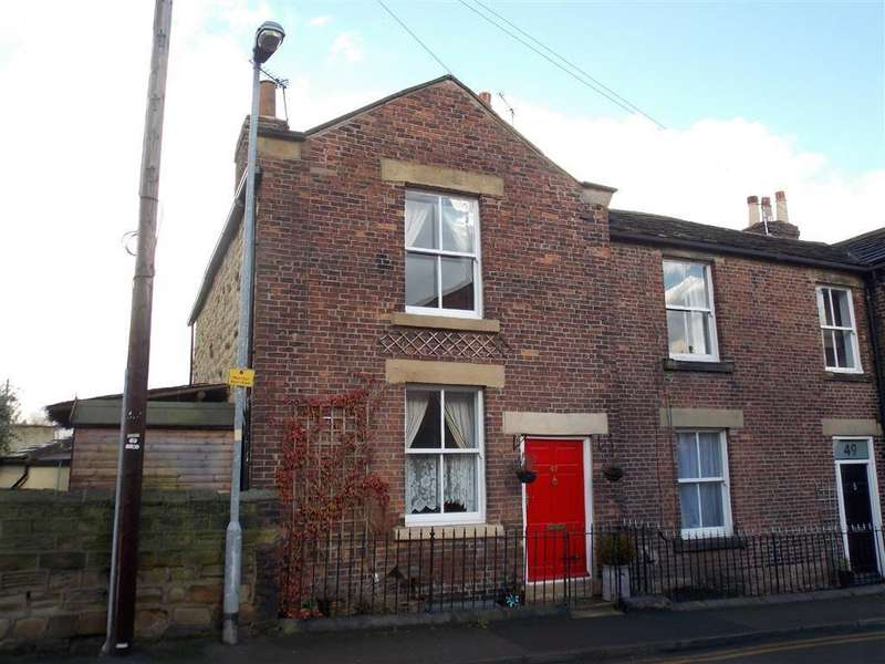 2 Bedrooms Cottage House for sale in Tithe Barn Street, Horbury, Wakefield, WF4