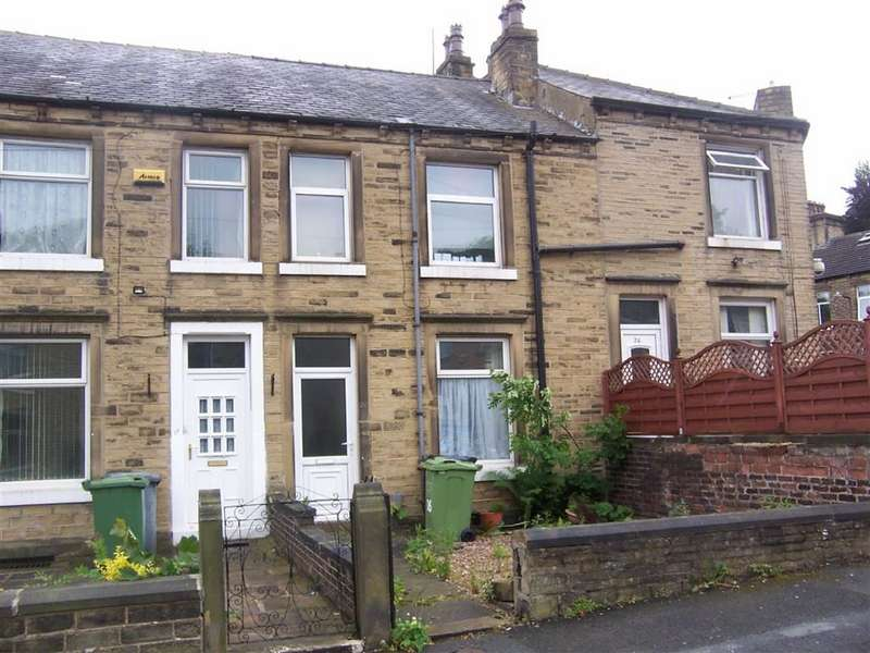 3 Bedrooms Terraced House for sale in Spinkfield Road, Birkby, Huddersfield