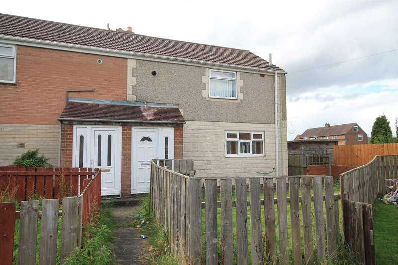 2 Bedrooms Semi Detached House for sale in Woodland View, West Rainton, Houghton Le Spring