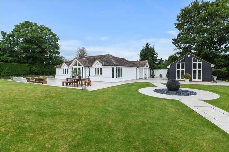 5 Bedrooms Detached Bungalow for sale in Donkey Gate, Solesbridge Lane, Rickmansworth, Hertfordshire, WD3