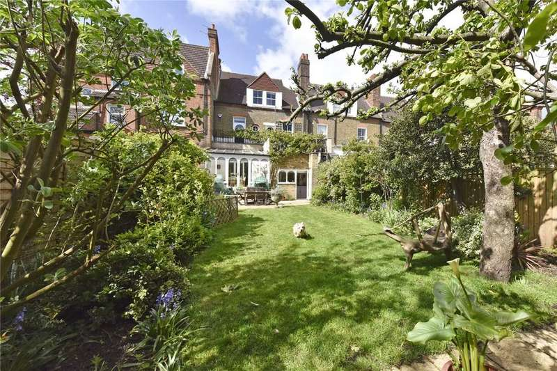 6 Bedrooms End Of Terrace House for sale in Bolingbroke Grove, London, SW11