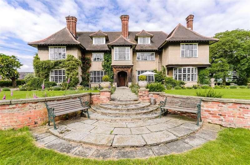 7 Bedrooms Detached House for sale in Hoon Lane, Hilton, Derbyshire, DE65
