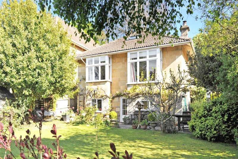 3 Bedrooms Detached House for sale in Hermitage Road, Bath, Somerset, BA1