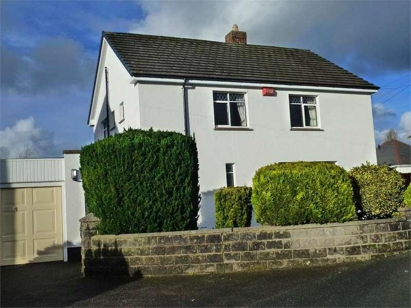 3 Bedrooms Detached House for sale in Llysawel, Maeshenffordd, Cardigan, Ceredigion