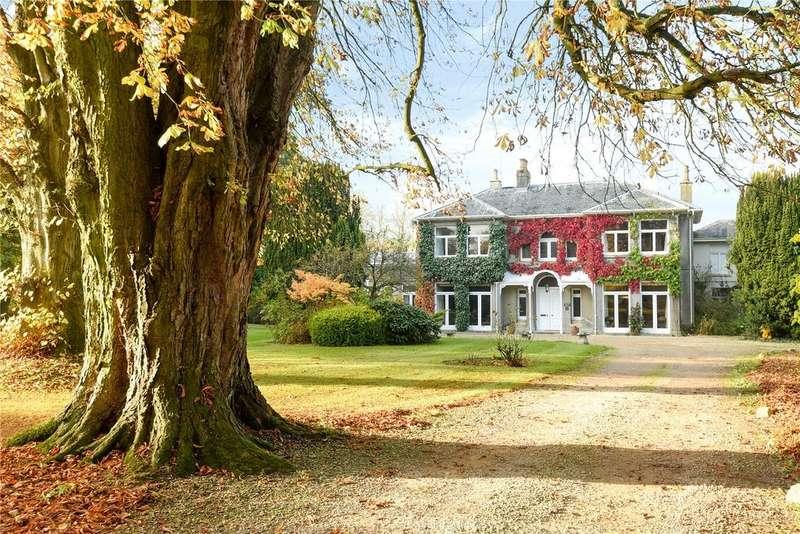 5 Bedrooms Link Detached House for sale in Broad Bush, Blunsdon, Swindon, SN26