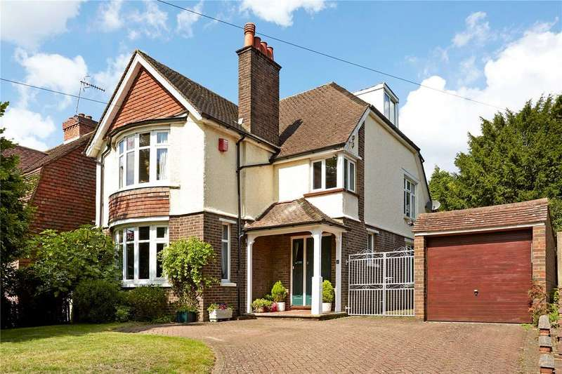 5 Bedrooms Detached House for sale in Park Lane East, Reigate, Surrey, RH2