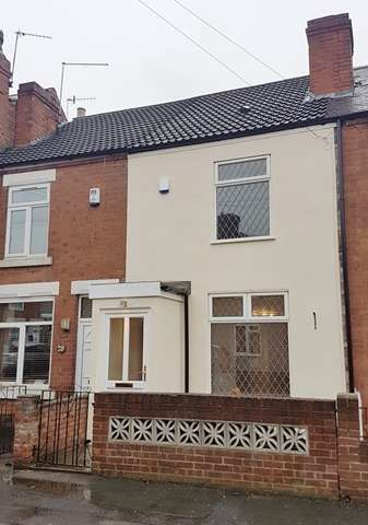 2 Bedrooms Terraced House for rent in Mill Street, Ilkeston
