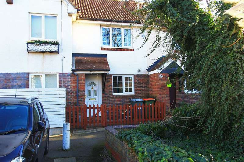 2 Bedrooms Terraced House for sale in Giralda Close, London, London, E16 3SZ