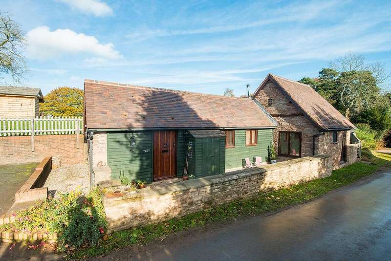 4 Bedrooms Barn Conversion Character Property for sale in Tedstone Delamere, Bromyard