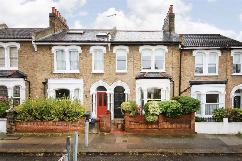 3 Bedrooms Terraced House for sale in Howson Road, Brockley