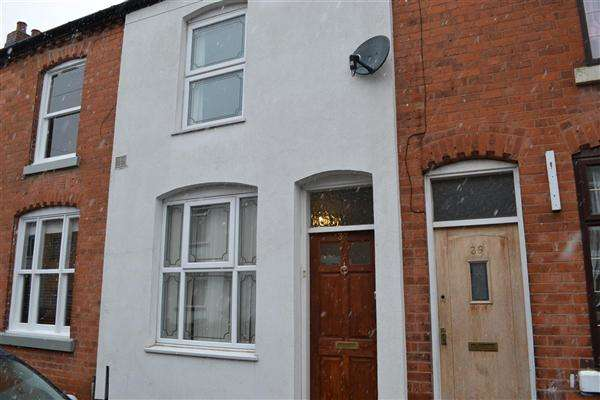 2 Bedrooms Terraced House for rent in Moncrieffe Street, Chuckery, Walsall