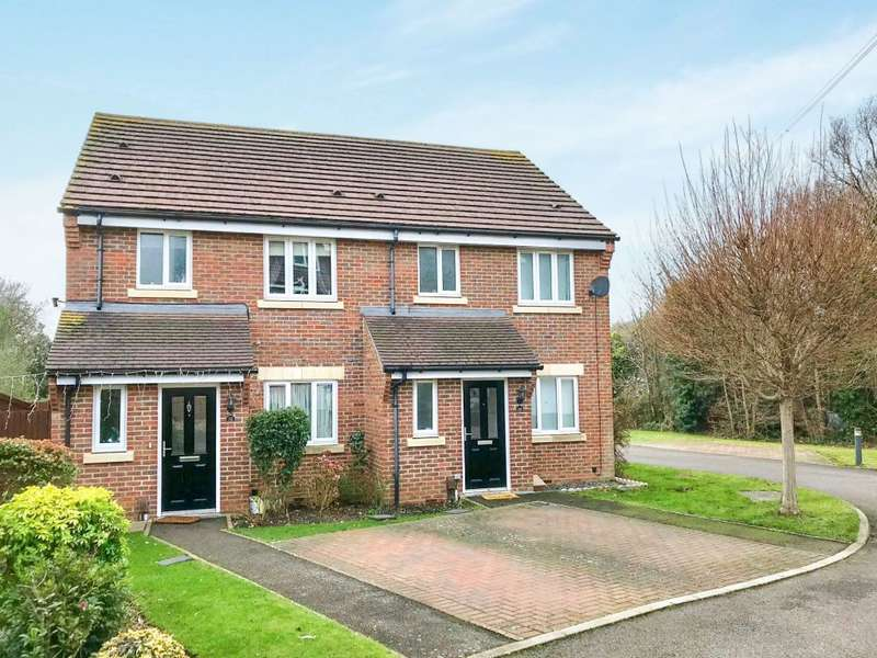 3 Bedrooms Semi Detached House for sale in Burford Road, Worcester Park, Surrey, KT4 7SU