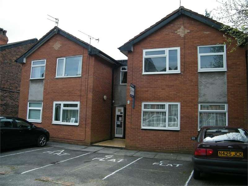 1 Bedroom Flat for sale in 9 Kings Road, Taylor Park, ST HELENS, Merseyside