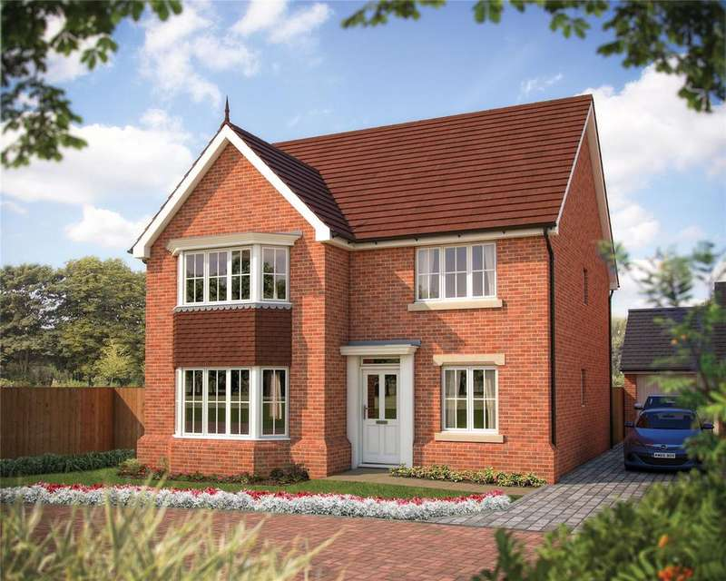 5 Bedrooms Detached House for sale in The Dorchester, Ribbans Park, Foxhall Road, Ipswich, IP3