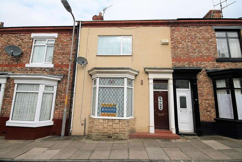 3 Bedrooms Terraced House for sale in Vicarage Street, Stockton-On-Tees