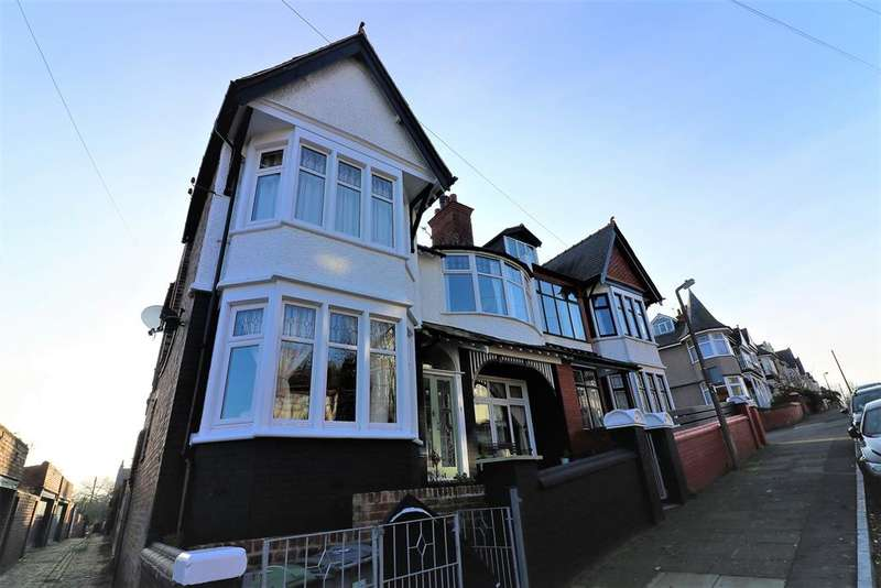 6 Bedrooms House for sale in Dalmorton Road, New Brighton, Wirral, CH45 1LF