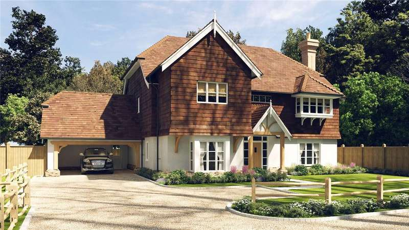 5 Bedrooms Detached House for sale in Plot 17 The Aspen, Wadhurst Place, Mayfield Lane, Wadhurst, TN5