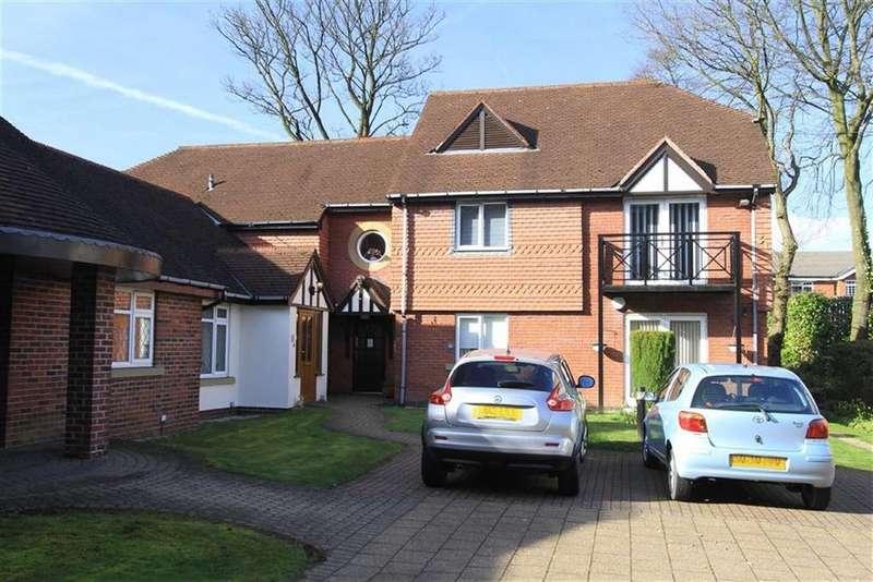 1 Bedroom Retirement Property for sale in 15, Pegasus Court, Oakenrod, Rochdale, OL11