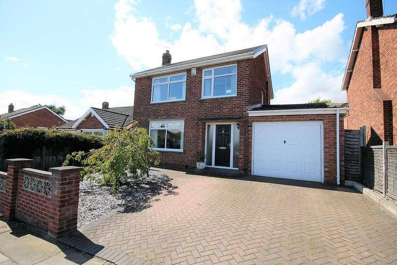 3 Bedrooms Detached House for sale in Upsall Grove, Stockton-On-Tees