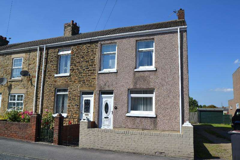 3 Bedrooms End Of Terrace House for sale in Tudhoe Lane, Spennymoor