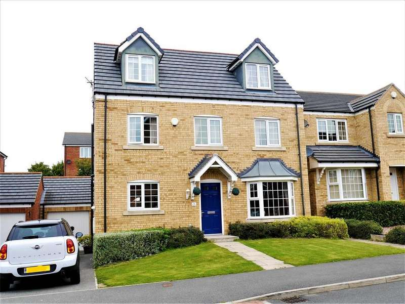 5 Bedrooms Detached House for sale in Westfield Street, Heckmondwike, WF16 9FB