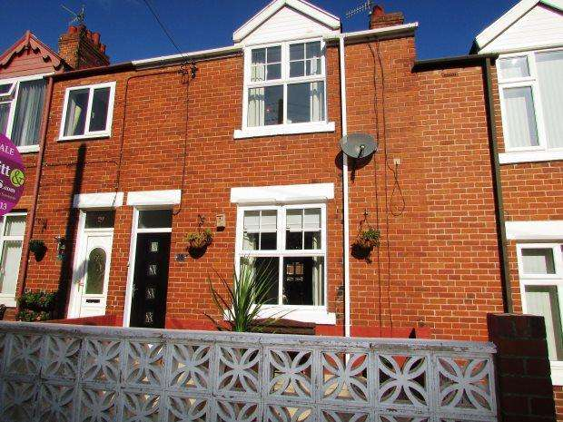 2 Bedrooms Terraced House for sale in GARRON STREET, SEAHAM, SEAHAM DISTRICT