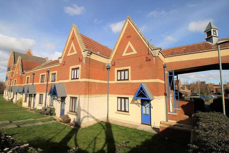 3 Bedrooms End Of Terrace House for sale in Anchorage Mews, Thornaby, Stockton-On-Tees
